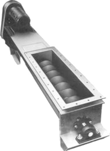 Solid Core Screw Conveyor