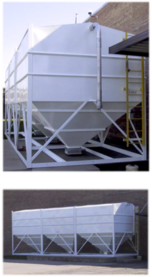 Tanks Horizontal Portable/Installations